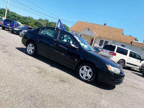 2006 Saturn Ion for sale at New Wave Auto of Vineland in Vineland NJ