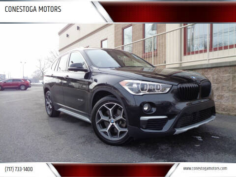 2016 BMW X1 for sale at CONESTOGA MOTORS in Ephrata PA