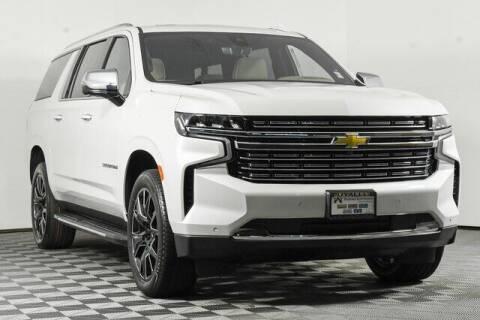 2021 Chevrolet Suburban for sale at Washington Auto Credit in Puyallup WA