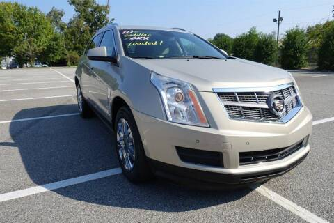 2010 Cadillac SRX for sale at Womack Auto Sales in Statesboro GA