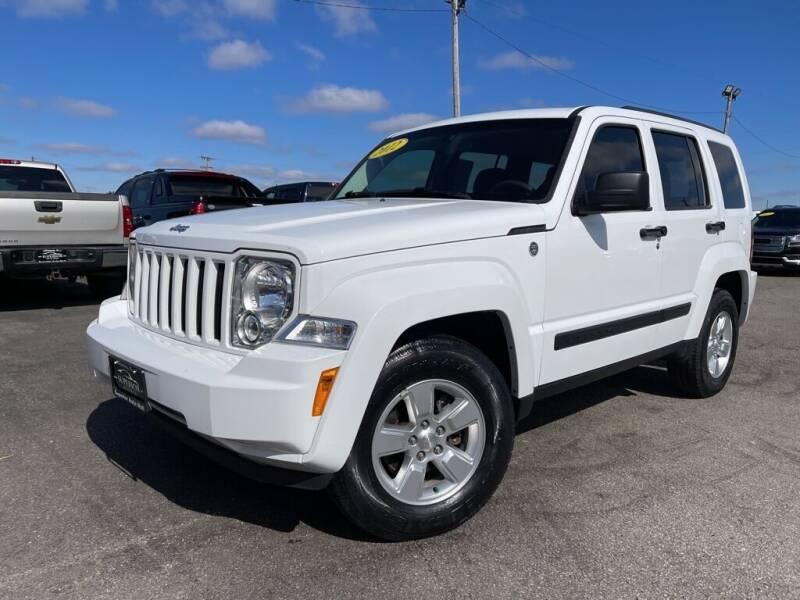 2012 Jeep Liberty for sale at Superior Auto Mall of Chenoa in Chenoa IL