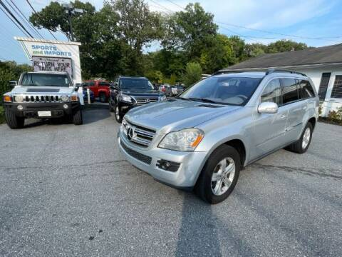 2007 Mercedes-Benz GL-Class for sale at Sports & Imports in Pasadena MD