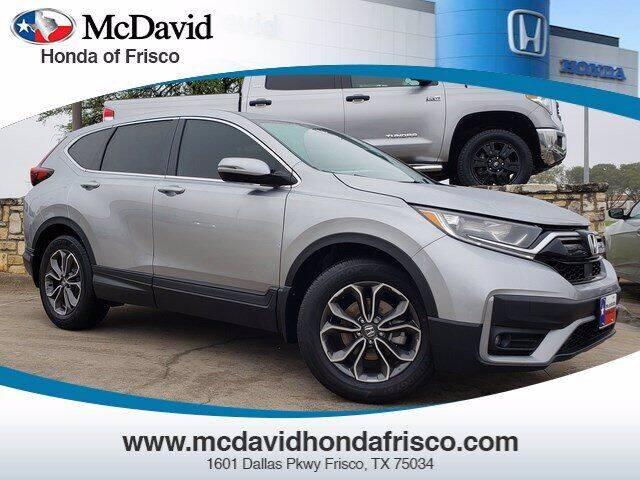 2021 Honda CR-V for sale in Irving, TX