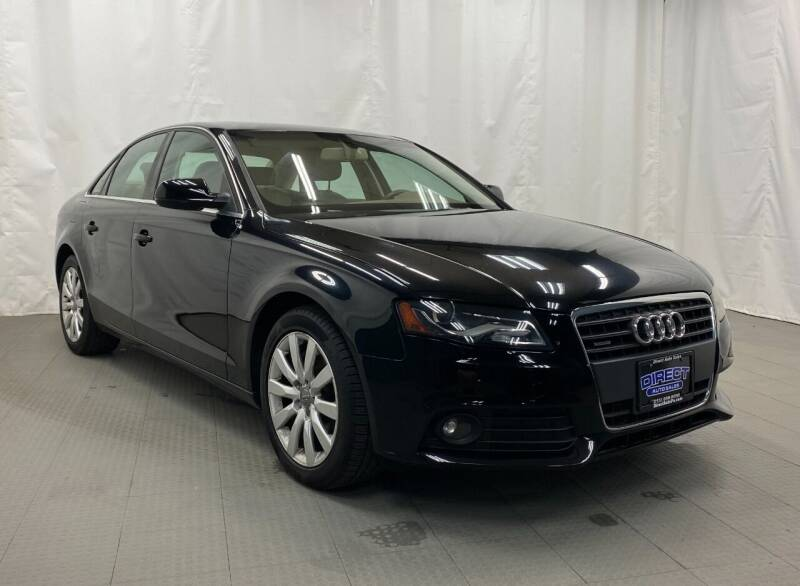 2010 Audi A4 for sale at Direct Auto Sales in Philadelphia PA