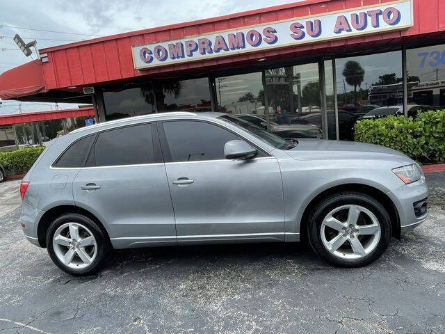 2011 Audi Q5 for sale at Prado Auto Sales in Miami FL
