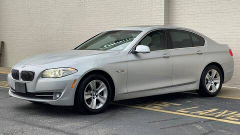 2012 BMW 5 Series for sale at Carland Auto Sales INC. in Portsmouth VA