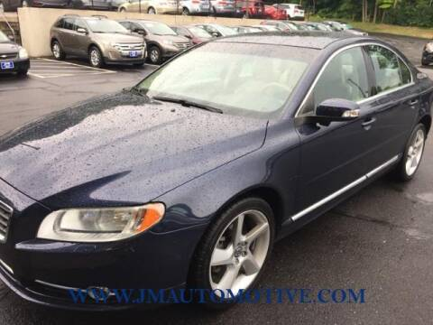 2010 Volvo S80 for sale at J & M Automotive in Naugatuck CT