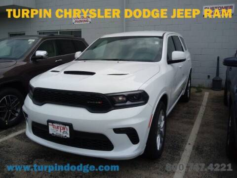 2021 Dodge Durango for sale at Turpin Dodge Chrysler Jeep Ram in Dubuque IA