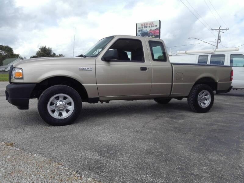 2008 Ford Ranger for sale at KESLER AUTO SALES in St. Libory IL