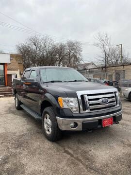 2010 Ford F-150 for sale at MACK'S MOTOR SALES in Chicago IL