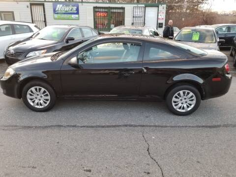 2010 Chevrolet Cobalt for sale at Howe's Auto Sales in Lowell MA