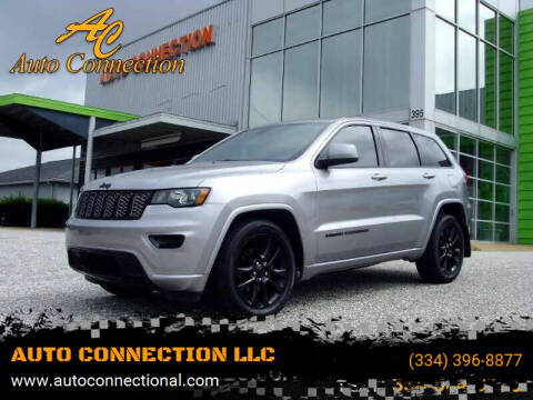 2017 Jeep Grand Cherokee for sale at AUTO CONNECTION LLC in Montgomery AL