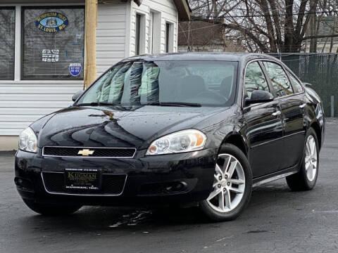 2014 Chevrolet Impala Limited for sale at Kugman Motors in Saint Louis MO