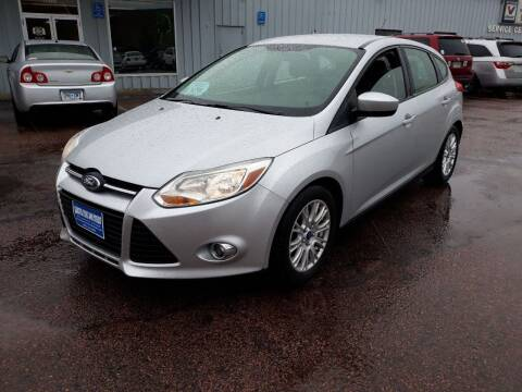 2012 Ford Focus for sale at Dakota Cars and Credit LLC in Sioux Falls SD