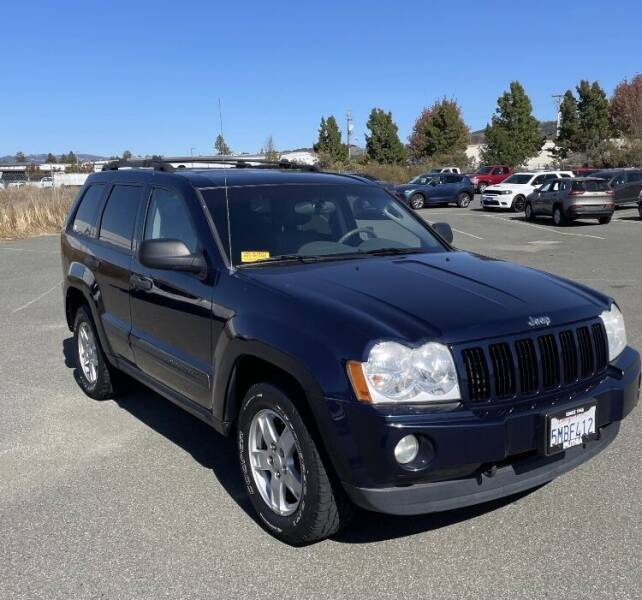 2005 Jeep Grand Cherokee for sale at Auto Land in Newark CA