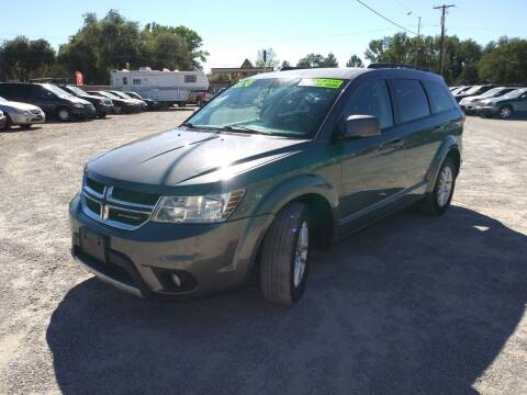 2013 Dodge Journey for sale at Canyon View Auto Sales in Cedar City UT
