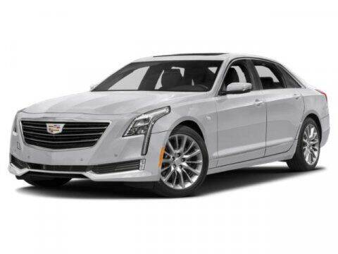 2018 Cadillac CT6 for sale at Gary Uftring's Used Car Outlet in Washington IL