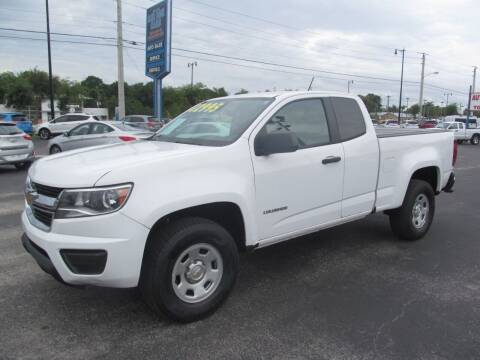 2016 Chevrolet Colorado for sale at Blue Book Cars in Sanford FL