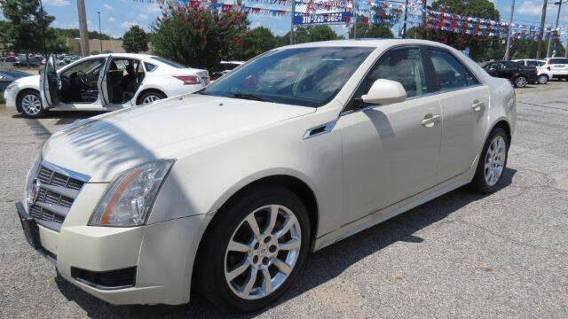 2011 Cadillac CTS for sale at Minden Autoplex in Minden LA