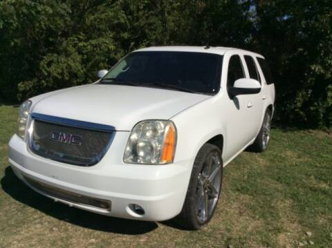 2009 GMC Yukon for sale at Allen Motor Co in Dallas TX