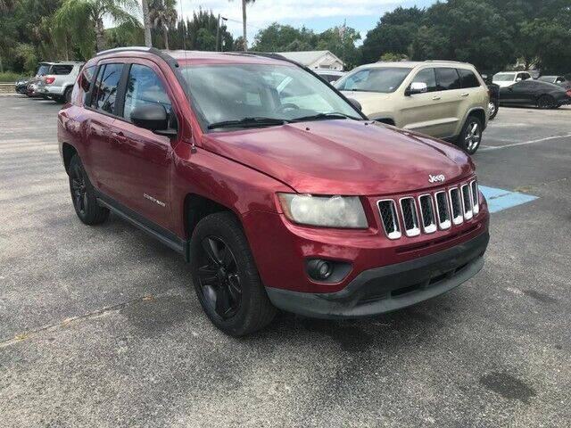 2014 Jeep Compass for sale at Denny's Auto Sales in Fort Myers FL