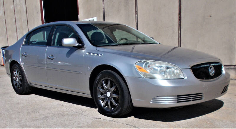 2007 Buick Lucerne for sale at M G Motor Sports in Tulsa OK