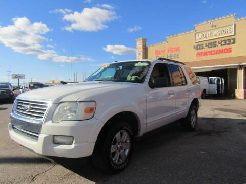 2010 Ford Explorer for sale at Import Motors in Bethany OK