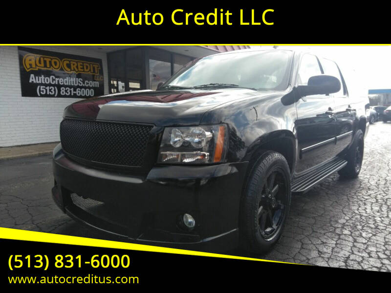 2011 Chevrolet Suburban for sale at Auto Credit LLC in Milford OH