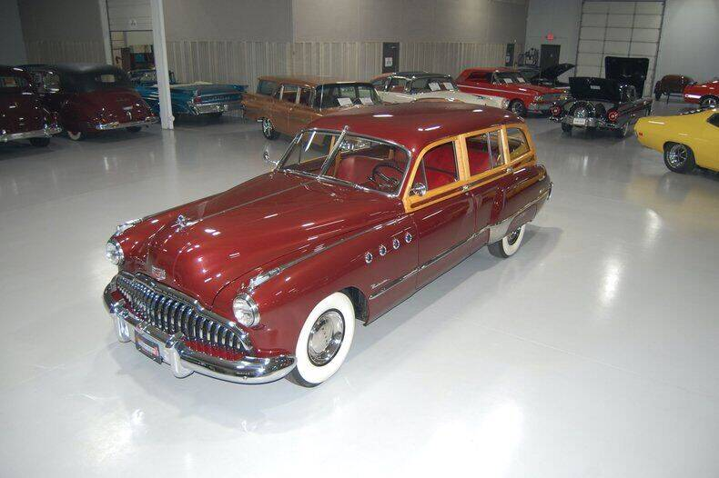 1949 Buick Roadmaster for sale in Rogers, MN