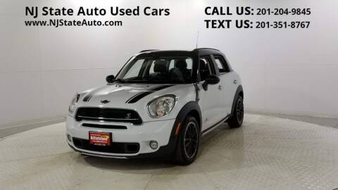 2015 MINI Countryman for sale at NJ State Auto Auction in Jersey City NJ