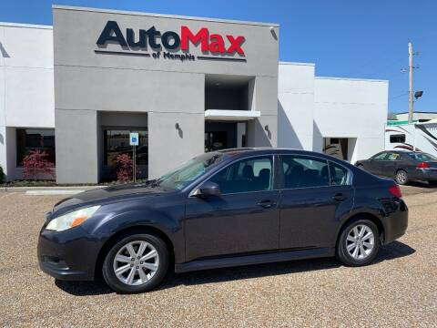 2010 Subaru Legacy for sale at AutoMax of Memphis - V Brothers in Memphis TN
