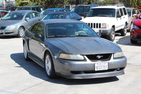 2001 Ford Mustang for sale at Car 1234 inc in El Cajon CA