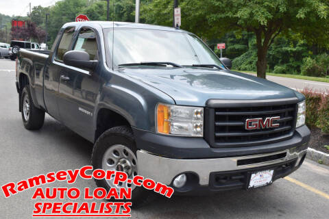 2007 GMC Sierra 1500 for sale at Ramsey Corp. in West Milford NJ