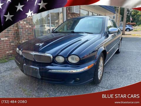 2007 Jaguar X-Type for sale at Blue Star Cars in Jamesburg NJ