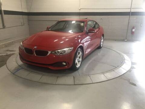 2014 BMW 4 Series for sale at Luxury Car Outlet in West Chicago IL