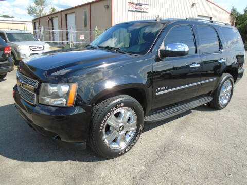 2010 Chevrolet Tahoe for sale at H & R AUTO SALES in Conway AR