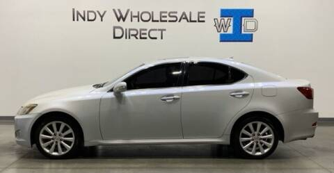 2010 Lexus IS 250 for sale at Indy Wholesale Direct in Carmel IN