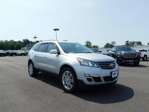 2015 Chevrolet Traverse for sale at Radley Cadillac in Fredericksburg VA