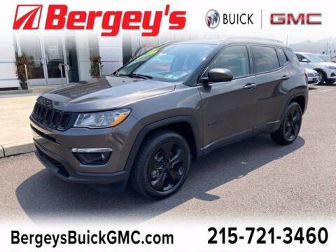 2018 Jeep Compass for sale at Bergey's Buick GMC in Souderton PA