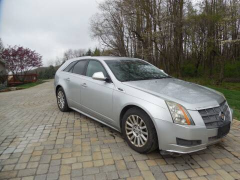 2010 Cadillac CTS for sale at Marsh Automotive in Ruffs Dale PA