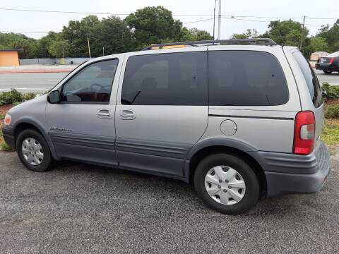 2000 Pontiac Montana for sale at Easy Credit Auto Sales in Cocoa FL