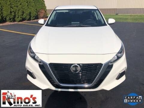 2019 Nissan Altima for sale at Rino's Auto Sales in Celina OH