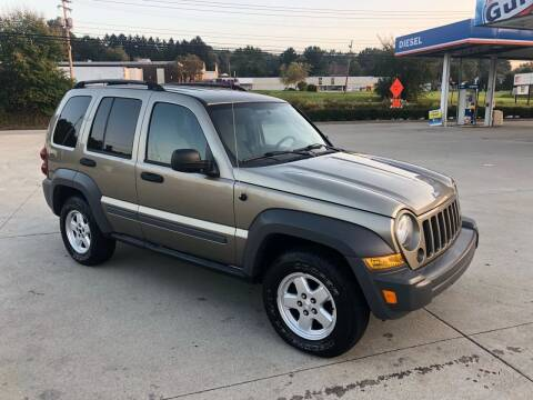 2005 Jeep Liberty for sale at INTERNATIONAL AUTO SALES LLC in Latrobe PA