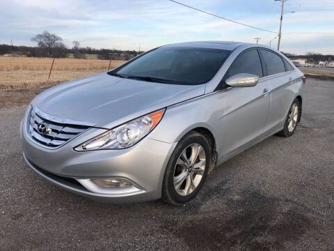 2013 Hyundai Sonata for sale at Champion Motorcars in Springdale AR