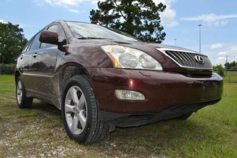 2008 Lexus RX 350 for sale at WOODLAKE MOTORS in Conroe TX