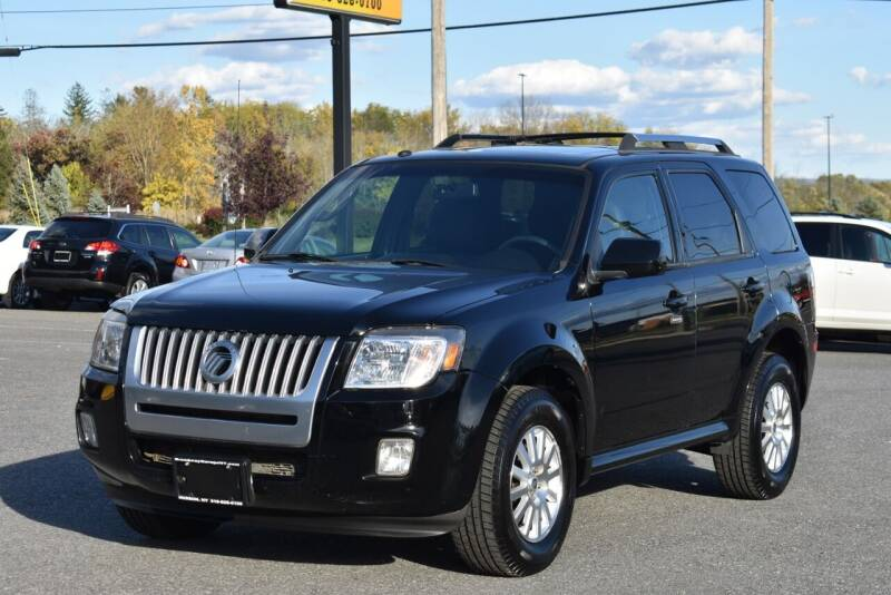 2010 Mercury Mariner for sale at Broadway Motor Car Inc. in Rensselaer NY