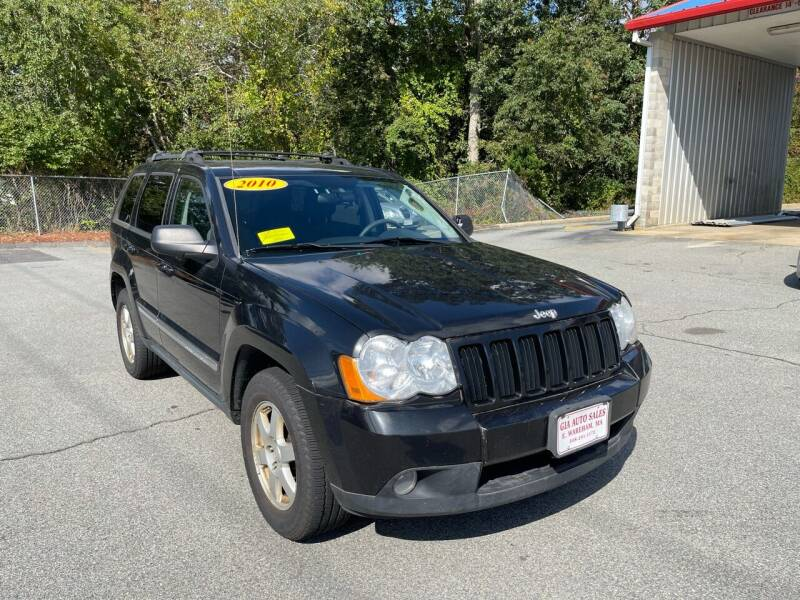 2010 Jeep Grand Cherokee for sale at Gia Auto Sales in East Wareham MA