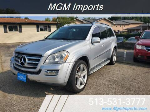 2010 Mercedes-Benz GL-Class for sale at MGM Imports in Cincannati OH