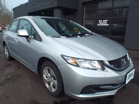 2013 Honda Civic for sale at Carena Motors in Twinsburg OH