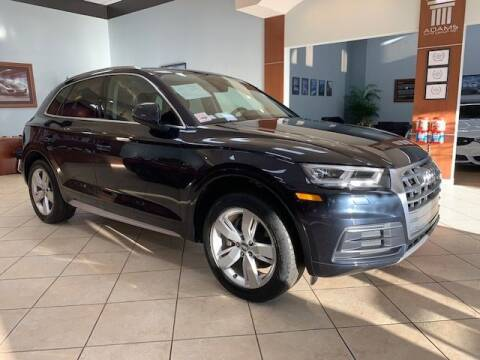 2018 Audi Q5 for sale at Adams Auto Group Inc. in Charlotte NC